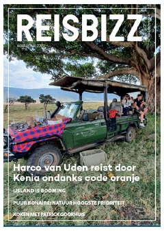 Reisbizz magazine augustus 2021