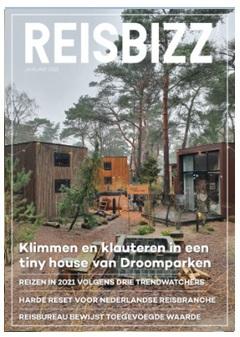 Reisbizz magazine november 2020