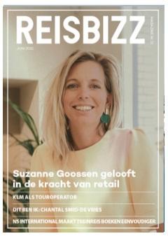 Reisbizz magazine december 2020