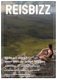 Reisbizz magazine november 2020