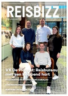 Reisbizz magazine september 2021
