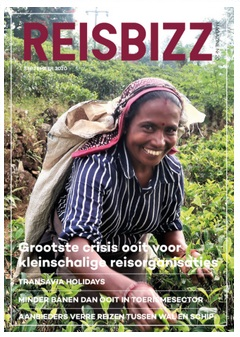 Reisbizz magazine september 2020