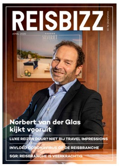 Reisbizz magazine april 2020