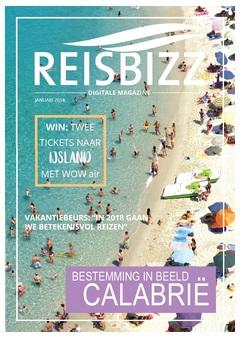 Reisbizz webmagazine januari 2018