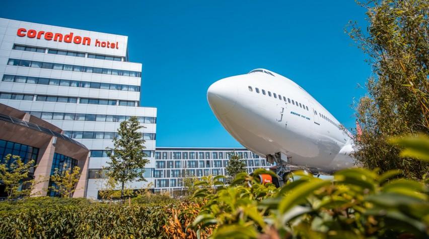 Boeing 747 Corendon Hotel