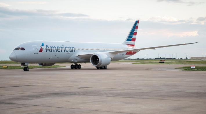 American Airlines 787-9