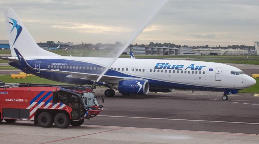 Blue Air Schiphol