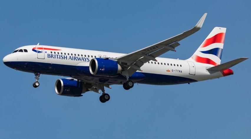 British Airways A320neo
