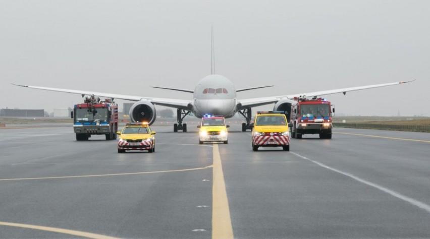 Qatar Airways Brussel