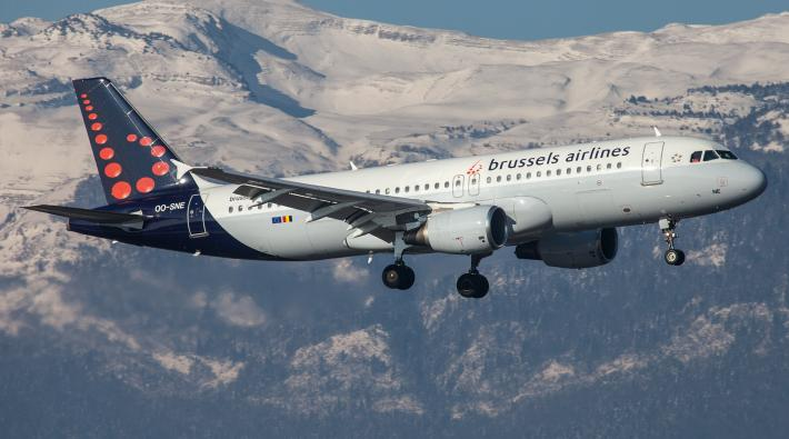 Brussels Airlines A320