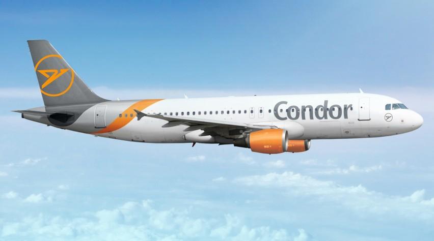Condor A320 nieuw