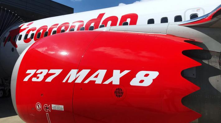Corendon Boeing 737 MAX