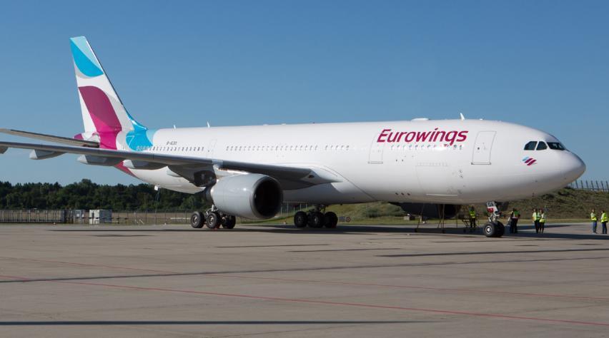 Eurowings A330