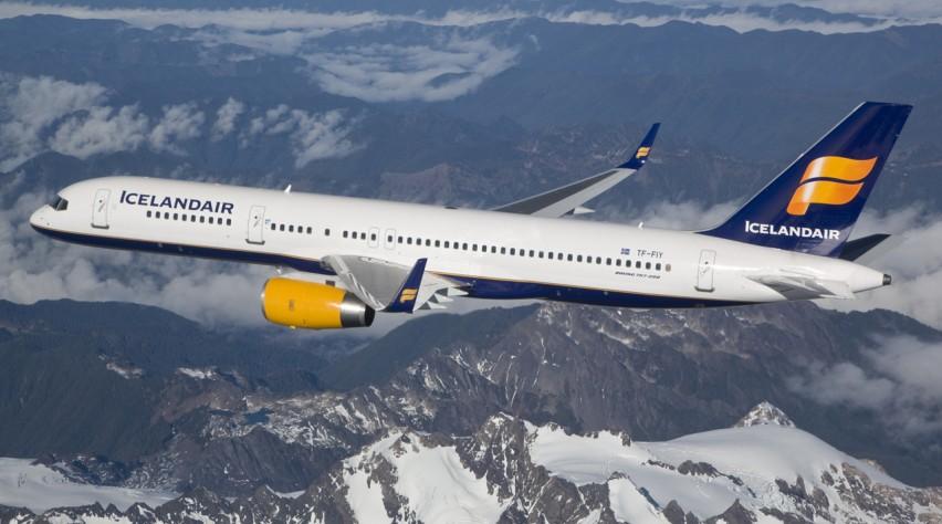 Icelandair Boeing 757