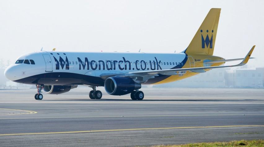 Monarch A320