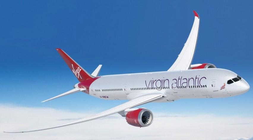 Virgin Atlantic 787