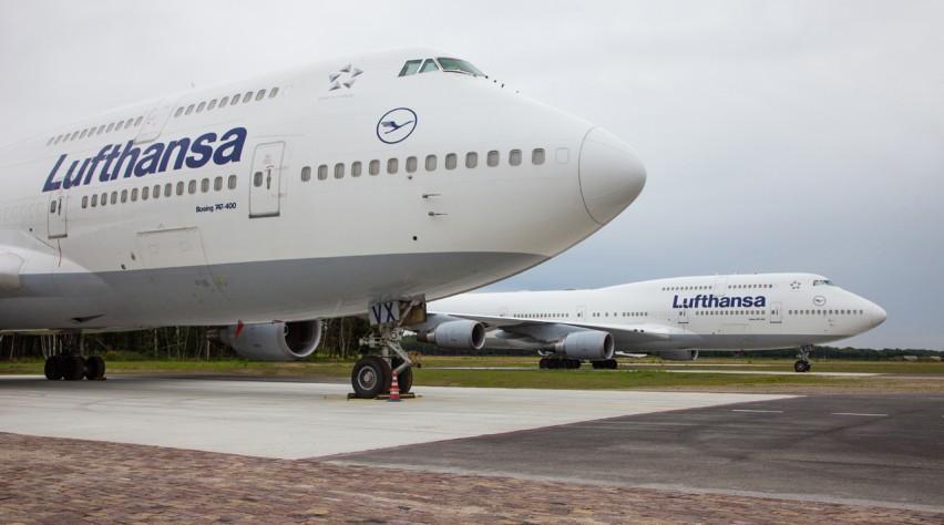 Lufthansa Twente