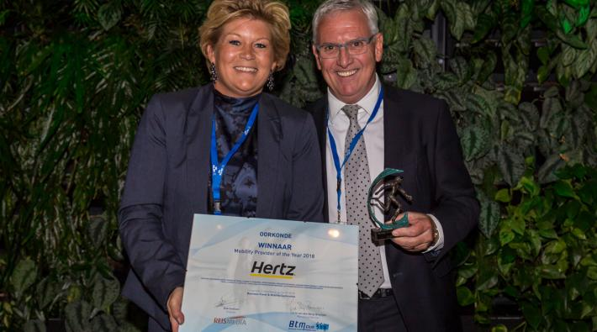 Hertz BTMC 2018