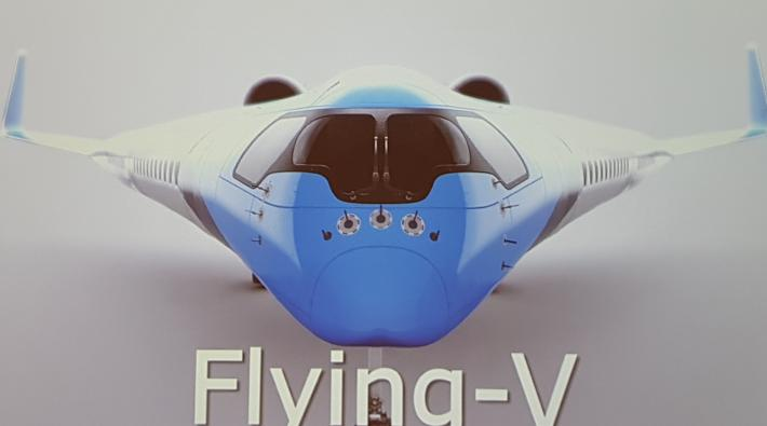 KLM Flying V