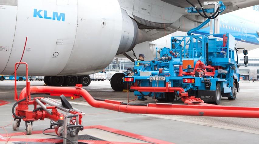 KLM kerosine