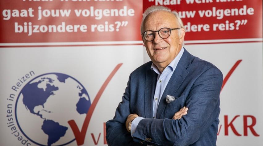 Voorzitter Ton Brinkman