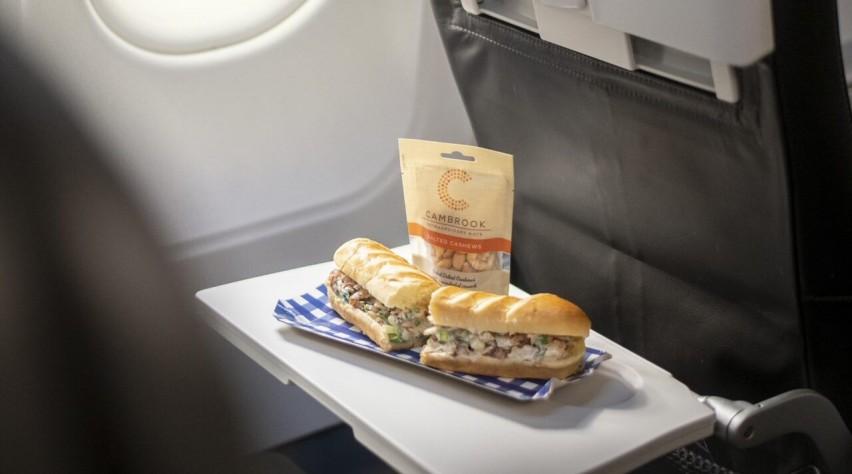 British Airways Economy Eten Europa
