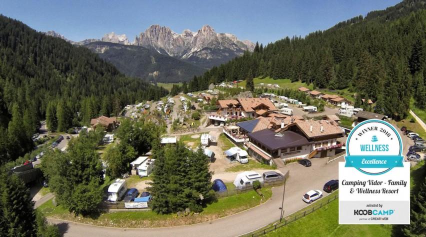 Campingnavigator | Camping Vidor Family & Wellness Resort