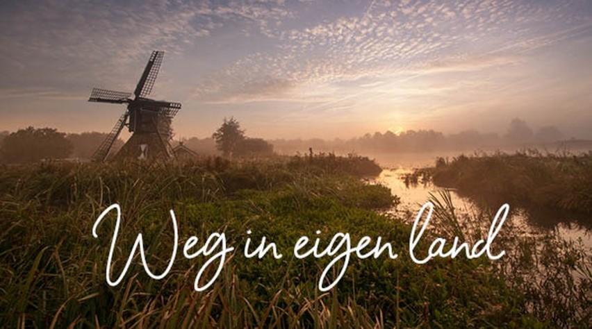 Weg in Nederland