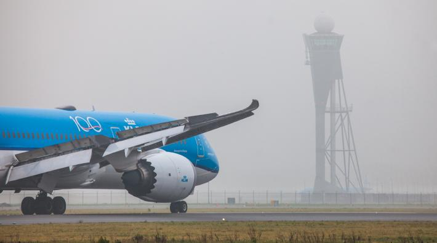 Schiphol mist