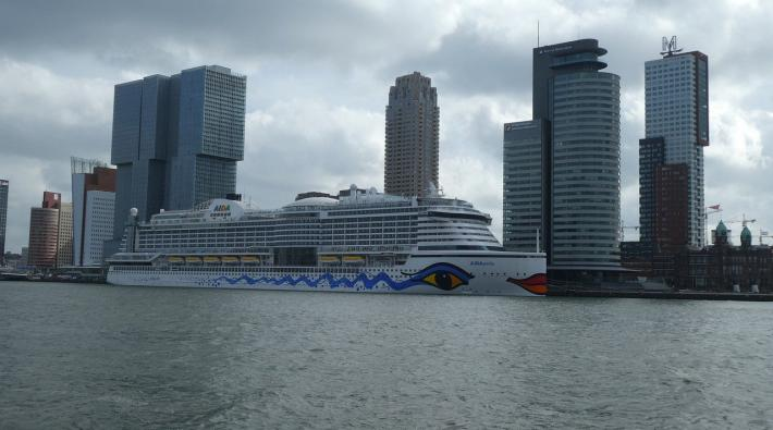 AIDA Perla Rotterdam