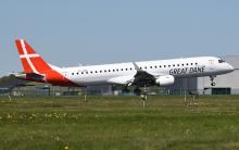 Great Dane Airlines Embraer 195