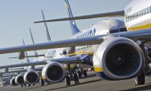 Ryanair 737's