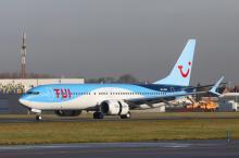 TUI Belgie 737 MAX