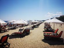 Sunny Beach Strand