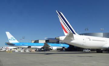 Air France KLM 777 787