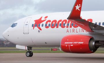 Corendon Dutch Airlines Boeing 737