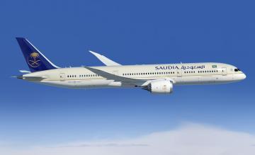 Saudia Boeing 787