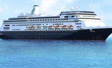 Cruiseschip de Zaandam